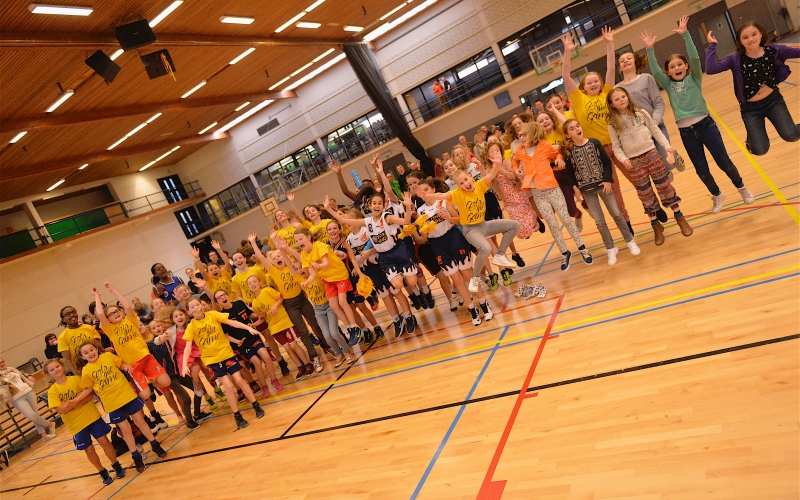 Eerste editie Girls Got Game schot in de roos