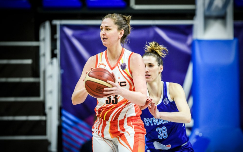 Emma Meesseman & Ekaterinburg opnieuw in Final 4 van de Euroleague