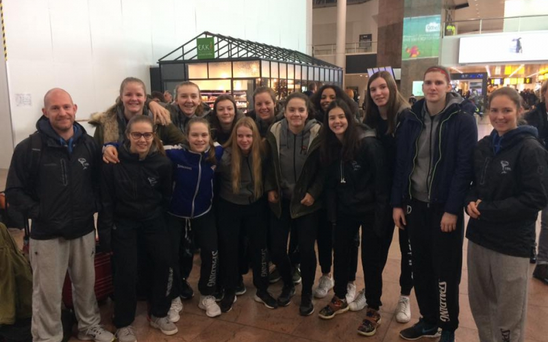 European Youth Basketball League U18 Girls - Stage 3