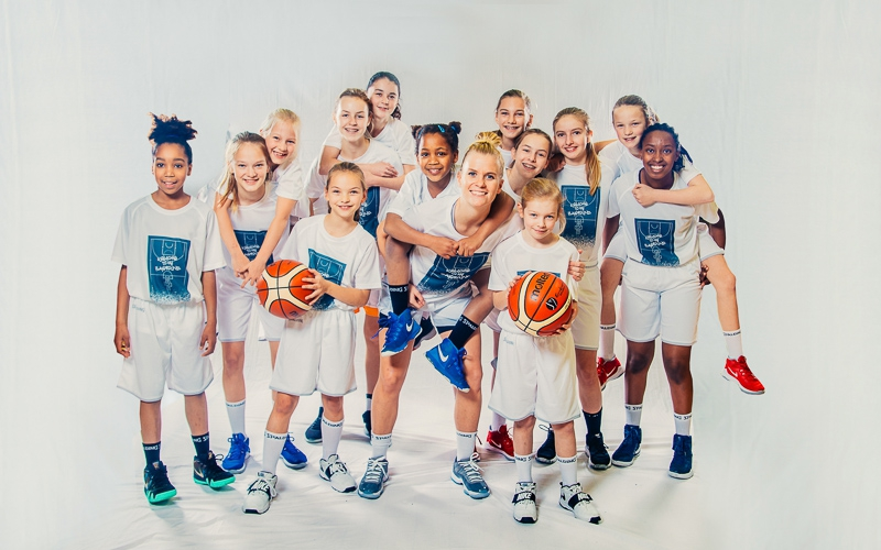 Girls Got Game Kortrijk 2019 (U12 en U14 volzet)